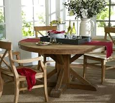 Enchanting Round Rustic Kitchen Table Excellent Stylish Diy
