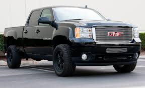 Product Spotlight: T-Rex Front Grilles For 2011 GMC Sierra HD Photo ...