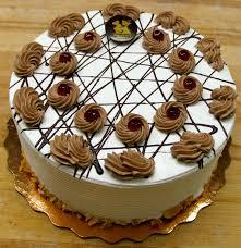 chocolate carrot cake decorations