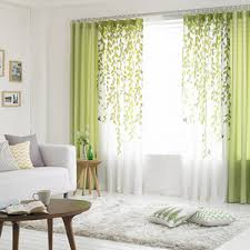 Country Style Curtains Rustic Window Treatments