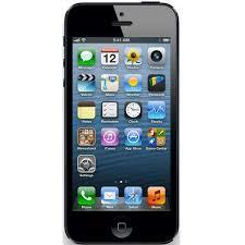 Apple iPhone 5 16GB Black Good Used Unlocked AT&T Smartphone For Sale