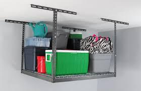 Hyloft 45 X 45 Ceiling Storage Unit by Monsterrax Overhead Storage Rack U0026 Reviews Wayfair