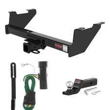 CURT Trailer Tow Package W/ 2
