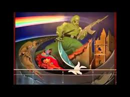 Denver Airport Murals Conspiracy Theory by Illuminati Denver Airport Art Murals Youtube