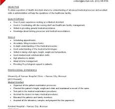 Good Resume Examples For Medical Assistant Packed With Sample Teacher X Teaching