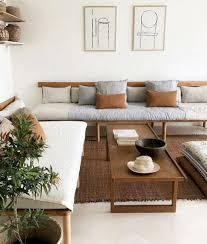 minimalist living room scandinavian design