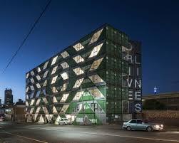 100 Shipping Containers Buildings New Residential Building Made Of 140 Reclaimed