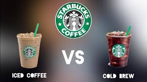 Starbucks Ice Coffee Vs Cold Brew Squad Ep1 Youtube