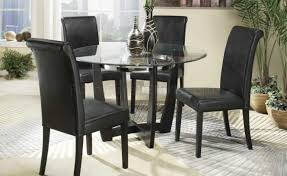 Macys Round Dining Room Sets by Entertain Round Glass Dining Table Macys Tags Round Glass Dining