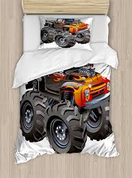 Boy's Room Duvet Cover Set By Lunarable, Monster Truck In Flame Big ... Monster Truck Thrdown Eau Claire Big Rig Show Woman Standing In Big Wheel Of Monster Truck Usa Stock Photo Toy With Wheels Bigfoot Isolated Dummy Trucks Wiki Fandom Powered By Wikia Foot 7 Advertised On The Web As Foo Flickr Madness 15 Crush Cars Squid Rc Car And New Large Remote Control 1 8 Speed Racing The Worlds Longest Throttles Onto Trade Floor Xt 112 Scale Size Upto 42 Kmph Blue Kahuna Image Bigbossmonstertckcrushingcarsb3655njpg Jonotoys Boys 12 Cm Red Gigabikes