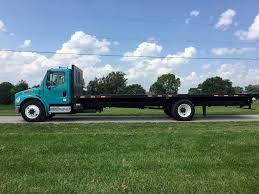 100 Truck Flatbed 2004 Freightliner M2 106 With Platform Body For Sale 352618 Miles Sparta KY 9167 MyLittleSalesmancom