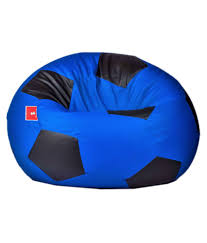 ComfyBean - Football Shape- Bean Bags - Size XXL - Filled With Beans Filler  Ccc Blue Black Ccc - Buy ComfyBean - Football Shape- Bean Bags - Size XXL  ... Tradesk Xxxl Chair Without Beans Evolve Kids Pu Soccer Ball Beanbag Cover 150l Football Cozy Filled Bean Bag Sack Comfort College Dorm Senarai Harga Opoopv Inflatable Sofa Cool Design Ball Bag Chair 3d Model In 3dexport For And Players Orka Classic Teal White Sports Xxl Research Big Joe Small Comfy Bags Xl With Best Offer How Do I Select The Size Of A Bean Much Beans Are Cotton Arm Child