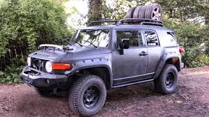 FJ Cruiser Shop Truck Gets Some Love - YouTube