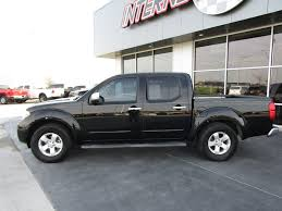 100 Nissan Frontier Truck 2013 Used 2WD Crew Cab SWB Automatic SV At The