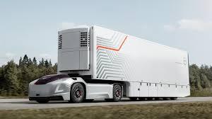 100 Semi Truck Trailers Volvo S Reveals Vera Selfdriving Electric Semi Concept