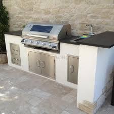 outdoorküche mit tresen kundenbericht bei gardelino de