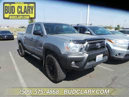 Used 2015 Toyota Tacoma 4WD Double Cab V6 MT In Union Gap, WA - Bud ... Used Certified 2015 Toyota Tundra Sr Dbl Cab 57l V8 In Union Gap 2017 Heartland Trailer Yakima Wa 26043786 Cars For Sale Mercedesbenz Of Bedrock For At Trucks Plus Usa Autocom What I Crave Food Truck Washington 12 Auto Shoppers Tricities Dealership Serving Walla New 2019 Chevrolet Colorado Z71 4d Crew Cab 1229 Truckplus_usa Twitter Preowned 2014 Limited Double