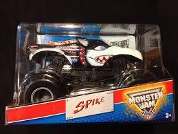 100 Max D Monster Truck Amazoncom Spike Jam 124 MAX Ecade Of
