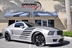 100 Ford Saleen Truck 2005 Mustang S281 SC Coupe Stock 5983 For Sale Near