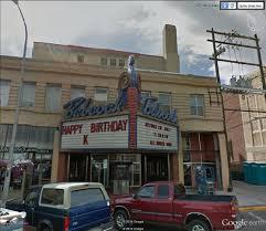 Babcock Theater, Billings, Montana (1907) / 45°46'57.50