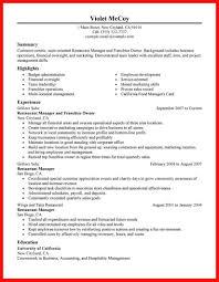 Hostess Job Description Resume Sample Ideas