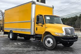 100 24 Ft Box Trucks For Sale Used In Stock International Used Truck Centers