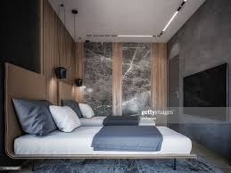 schlafzimmer innenarchitektur computer generiertes bild