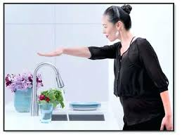 Moen Motionsense Faucet Not Working by Moen Touch Faucet Kitchen Faucet Repair Touch Sink Faucets Remove