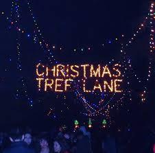 1225 Christmas Tree Lane by Where Is Christmas Tree Lane Christmas Lights Decoration