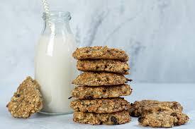 rezept gesunde bananen haferflocken kekse nur 2 zutaten