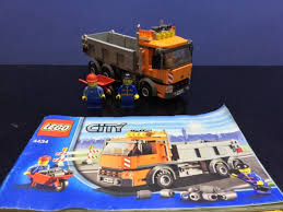 Lego City 4434 - Dump Truck - R$ 110,00 Em Mercado Livre Lego City Great Vehicles Pickup Tow Truck Lego City And City Dump 4434 Brand New 4600 Pclick Buy Dump Features Price Reviews Online In India Cstruction 7631 The Claw It Moves Elementary A Blog Of Parts Ideas Product Ideas Articulated H7631 Traffic 100 Complete With 2 Minifigs Garbage Trucks Dump Truck Remake Legocom 7998 Heavy Hauler Double From 2007 Youtube