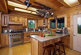 Log Cabin Kitchen Cabinet Ideas by Decorations Decor Ideas For Cabins Decorating Ideas For Above