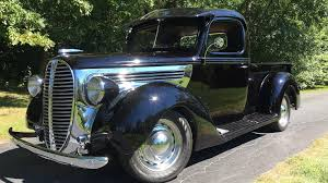 100 1938 Ford Truck Pickup F57 Chicago 2016