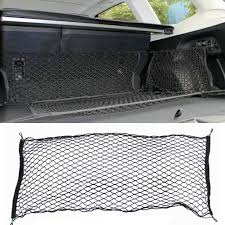 41 X 25 Inches Cargo Net For SUV Truck Bed Or Trunk Elastic Nylon ... Hitchmate Cargo Stabilizer Bar With Optional Divider And Bag Ridgeline Still The Swiss Army Knife Of Trucks Net For Use With Rail White Horse Motors Truxedo Truck Luggage Expedition Free Shipping Ease Dual Bed Slides Pickup Truck Net Pick Up Png Download 1200 Genuine Toyota Tacoma Short Pt34735051 8825 Gates Kit Part Number Cg100ss Model No 3052dat Master Lock Spidy Gear Webb Webbing For Covercraft Bed Slides Sale Diy
