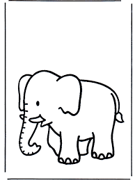 Top Elephant Coloring Pages Best Ideas For Children