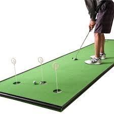 Double Depth Putting Green Bir Ball