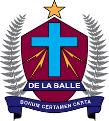 da la salle school our school crest