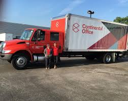 Two Associates + A Truck Work... - Continental Office Office Photo ...
