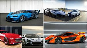 Top 10 Fastest Cars of 2017 which will Amaze You LikelyFad