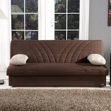 Istikbal Regata Sofa Bed by Luna Sofa Sleeper In Fulya Brown By Istikbal Sofa Beds By