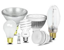 different types of light bulbs aries inspection company