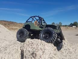 100 Willys Truck Parts 3D Printed RC 4X4 7 Steps