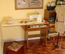 Horn Sewing Cabinets Perth by Inspira Folding Sewing Table Oak Made By Horn Of America