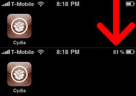 How to Get battery percentage on iPhone 3G and 2G GoGeeks