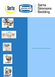 Serta Simmons Bedding by Recommended Structure By Orlando Hester Infographic
