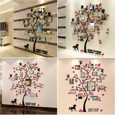 Diy Wall Decor With Family Photos Removable Family Photo