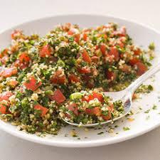 Weekend Recipe Tabbouleh