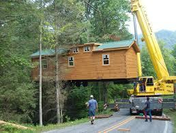 Modular Log Cabins RV Park Model Log Cabins 1