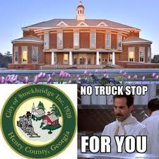 Because We Care - Atlanta South — Stockbridge Rejects Truck Stop ...