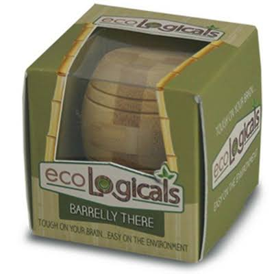 Eco Mini Woodens Brainteaser - Square Roots
